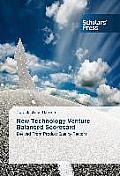 New Technology Venture Balanced Scorecard