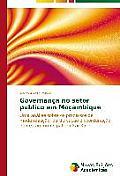 Governanca No Setor Publico Em Mocambique