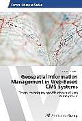 Geospatial Information Management in Web-Based CMS Systems