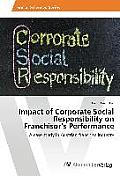 Impact of Corporate Social Responsibility on Franchisor's Performance