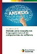 Metodo Para Consulta Em Linguagem Natural de Componentes de Software