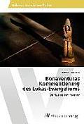 Bonaventuras Kommentierung Des Lukas-Evangeliums