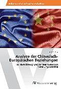 Analyse Der Chinesisch-Europ?ischen Beziehungen