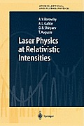 Laser Physics at Relativistic Intensities