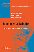 Experimental Robotics: The Eleventh International Symposium