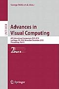 Advances in Visual Computing: 6th International Symposium, Isvc 2010, Las Vegas, Nv, Usa, November 29-December 1, 2010, Proceedings, Part II