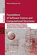 Foundations of Software Science and Computational Structures: 14th International Conference, Fossacs 2011, Held as Part of the Joint European Conferen