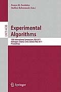 Experimental Algorithms: 10th International Symposium, SEA 2011, Kolimpari, Chania, Crete, Greece, May 5-7, 2011, Proceedings
