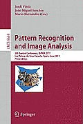 Pattern Recognition and Image Analysis: 5th Iberian Conference, IbPRIA 2011, Las Palmas de Gran Canaria, Spain, June 8-10, 2011, Proceedings