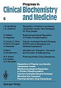 Regulation of Plasma Low Density Lipoprotein Levels Biopharmacological Regulation of Protein Phosphorylation Calcium-Activated Neutral Protease Microb