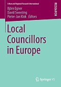 Local Councillors in Europe