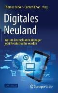 Digitales Neuland: Warum Deutschlands Manager Jetzt Revolution?re Werden