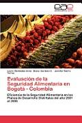 Evaluacion de La Seguridad Alimentaria En Bogota - Colombia