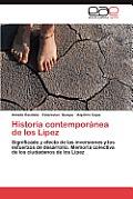 Historia Contemporanea de Los Lipez