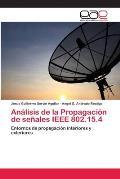Analisis de La Propagacion de Senales IEEE 802.15.4