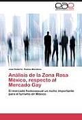 Analisis de La Zona Rosa Mexico, Respecto Al Mercado Gay