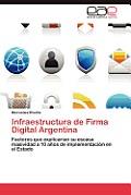Infraestructura de Firma Digital Argentina