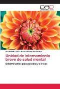 Unidad de Internamiento Breve de Salud Mental