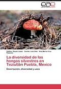 La Diversidad de Los Hongos Silvestres En Teziutlan Puebla, Mexico