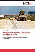 Maquinaria Para Obras de Construccion