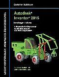 Autodesk Inventor 2015 - Einsteiger-Tutorial Holzr?ckmaschine