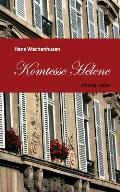 Komtesse Helene: Kriminalroman