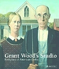 Grant Woods Studio Birthplace of American Gothic