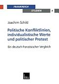 Politische Konfliktlinien, Individualistische Werte Und Politischer Protest: Ein Deutsch-Franz?sischer Vergleich