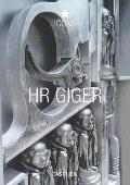 H R Giger Icons