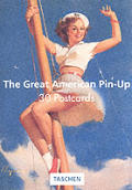 Great American Pinup Postcards