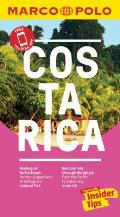 Costa Rica Marco Polo Pocket Travel Guide