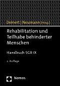 Rehabilitation Und Teilhabe Behinderter Menschen: Handbuch Sgb IX