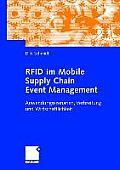 Rfid Im Mobile Supply Chain Event Management: Anwendungsszenarien, Verbreitung Und Wirtschaftlichkeit