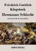 Hermanns Schlacht: Ein Bardiet f?r die Schaub?hne