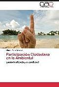 Participacion Ciudadana En Lo Ambiental
