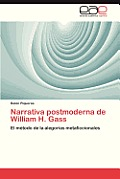 Narrativa Postmoderna de William H. Gass