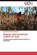 Manejo Nutricional del Cultivo de Soja