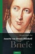 Annette Von Droste-H?lshoff. Briefe