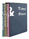 Time & Place Slipcased Edition of Volumes 1 2 & 3