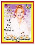Die h?chste Meisterin Ching Hai mit Licht und Klang Meditation