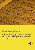 Ueber die Musik der neueren Griechen: nebst freien Gedanken ?ber altegyptische und altgriechische Musik