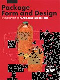 Package Form & Design Encyclopedia of Paper Folding Design with CDROM