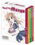 Kanji De Manga Special Box Set
