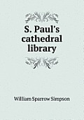 S. Paul's Cathedral Library