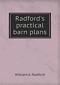 Radford's Practical Barn Plans