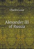 Alexander III of Russia