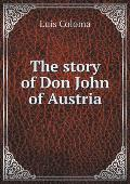 The Story of Don John of Austria