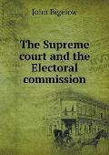 The Supreme Court and the Electoral Commission