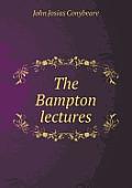 The Bampton Lectures