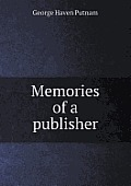 Memories of a Publisher